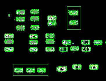 某公寓平面设计图