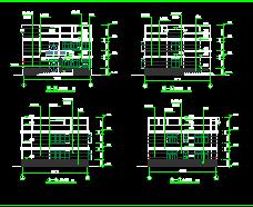 三层142平方米农村自建房设计图纸