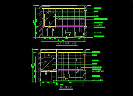 经典住宅楼建筑施工图