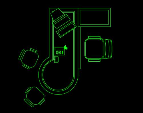 CAD平面�D�K�R�