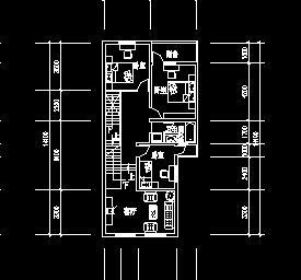 四层独栋农村别墅户型设计图纸