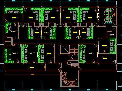 ktv包厢的设计图免费下载 - 建筑装修图 - 土木工程网图片