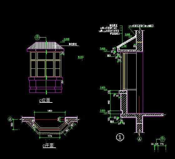 钢结构檐口做法