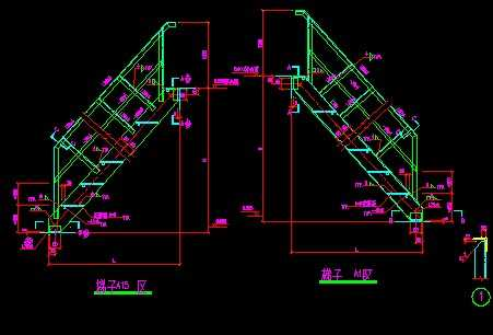 钢结构框架图