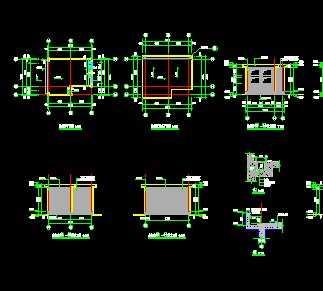 首页 03  建筑设计 03  建筑图纸 03  建筑详图,图库 03 正文