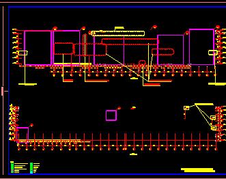 商业综合体外幕墙工程设计图