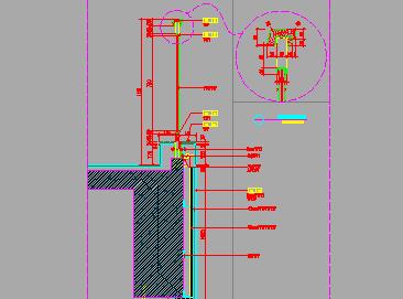 大厅栏杆设计详图