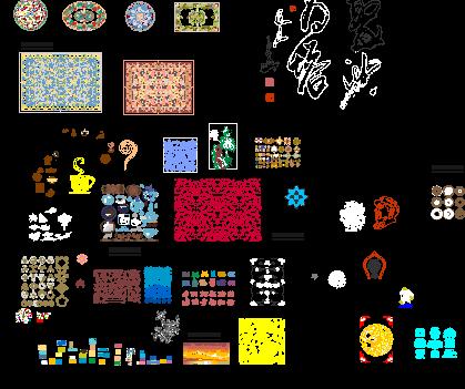 中式图案花纹图库