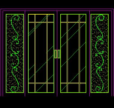 CAD常用家具图块