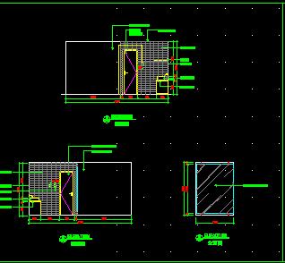 CAD装修设计详图