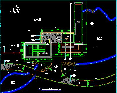 地下室出入口楼梯设计图