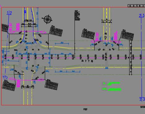 某六层住宅楼建筑施工图纸