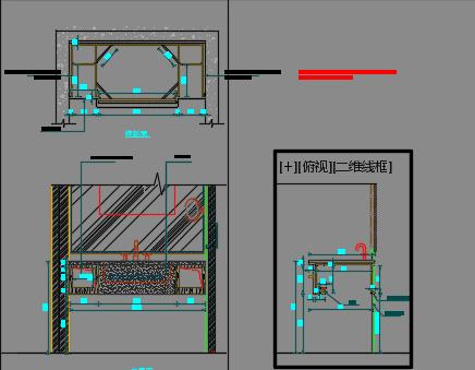 酒店木制品设计详图