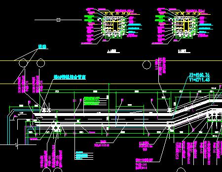 城市综合管廊节点图