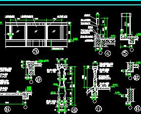 建筑设计节点详图