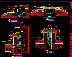 某住宅楼工程施工节点详图