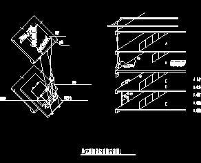 单元幕墙吊运系统节点详图