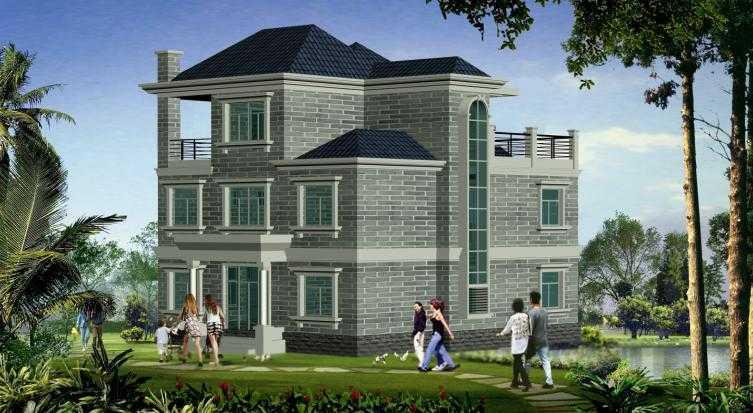 別墅設計圖