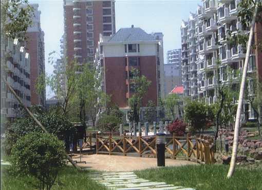 上海歌林春天·馨园设计图纸