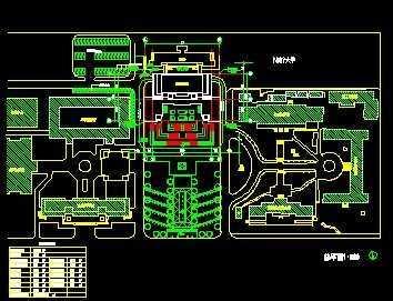 科技楼设计图免费下载 - 建筑户型平面图 - 土木工程网