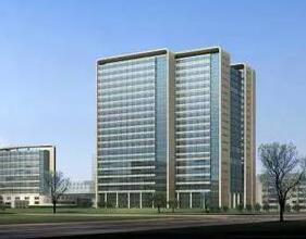 6张高层综合楼设计效果图