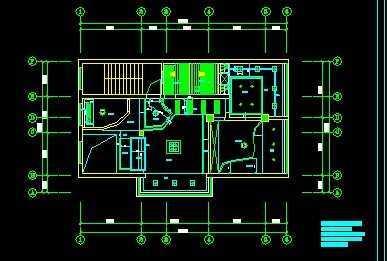 跃层家装设计图