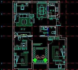家装施工图纸免费下载 - 建筑装修图 - 土木工程网