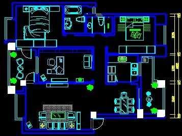 家装设计图纸
