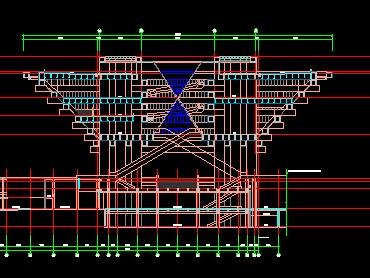 中国馆设计图免费下载 - 工业,农业建筑 - 土木工程网