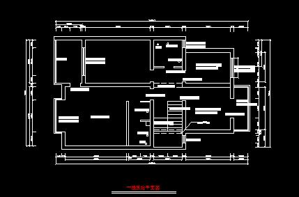 二层复式住宅装修设计图