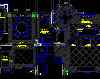 105平方米三层欧式别墅装修设计图
