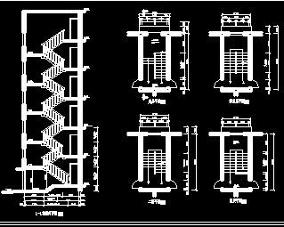 住宅楼梯设计图