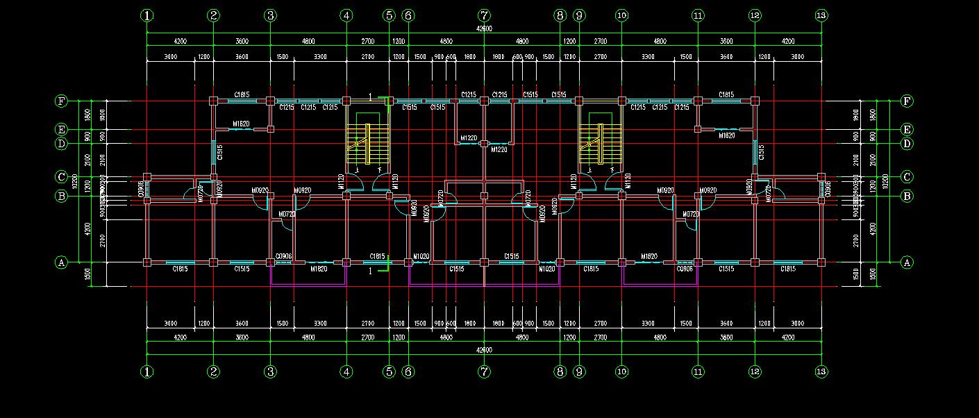 房屋建筑学课程设计