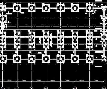 基础工程课程设计桩施工图