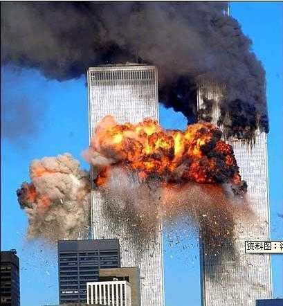 """世贸大厦倒塌原因_2001年""""911""""事件照片回顾 - 工程事故分析"""
