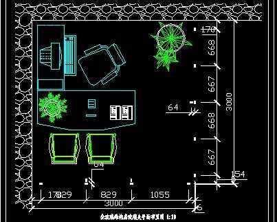 全玻结构房设计图