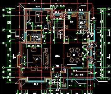 别墅设计图免费下载 - 别墅图纸 - 土木工程网