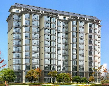 安置住宅楼工程电梯房顶板工程模板施工方案