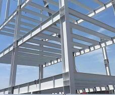 框筒结构办公楼塔楼澳门新濠天地钢结构施工方案