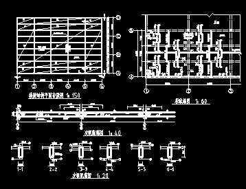 某单向楼板课程设计图