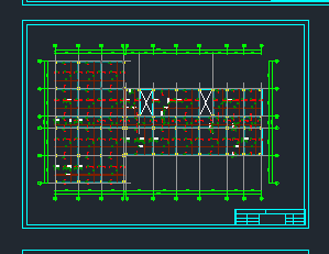 某学校综合楼毕业设计(含计算书、建筑图、结构图))