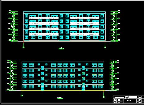 5层框架结构住宅楼毕业设计(含图纸)