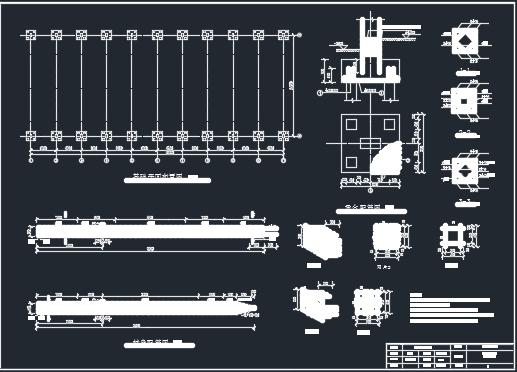 单层单跨排架结构厂房毕业设计