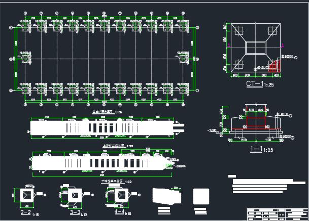 单层单跨排架结构厂房龙八娱乐网上娱乐(含图纸)