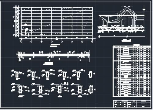 框架结构厂房毕业设计(含课程设计、任务书、图纸)