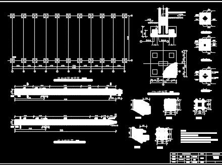单层单跨排架结构厂房毕业设计(含图纸)