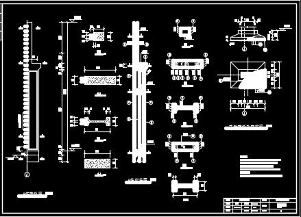 单层厂房排架结构设计(含课程设计、任务书、图纸)