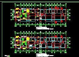 18层剪力墙住宅楼结构毕业设计(含施组、计算、图纸)
