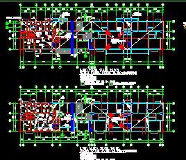 18层剪力墙住宅楼结构毕业设计(含计算、施组及图纸)