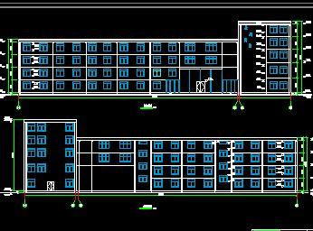 六层框架结构自助式宾馆毕业设计计算书及图纸